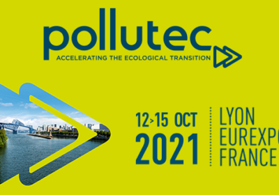 Eco'Ring as exhibitor on Pollutec 2021!